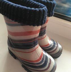 Καουτσούκ μπότες Demar