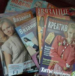 Журнали в'язання гачком