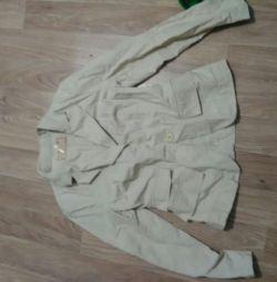 Milky jacket