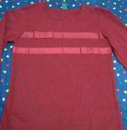 Zara T-Shirt cu maneca lunga
