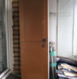 Шафа штовхав з 2-ма дверцятами