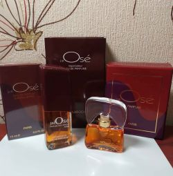 Perfumes of the same Oze