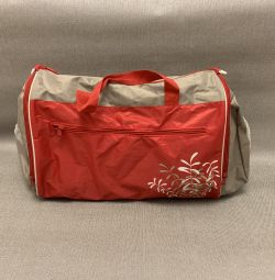 New sports bag 36 by 33 cm