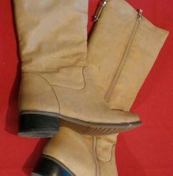 Γυναικεία μπότες 37 μέγεθος