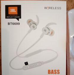 JBL watt 6699 wireless headphones