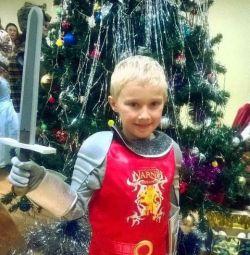 костюм новорічний