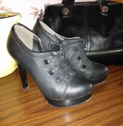 Туфлі і ботільени