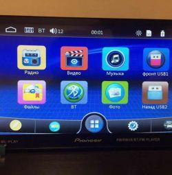 New radio 2din Pioneer 7701 Bluetooth