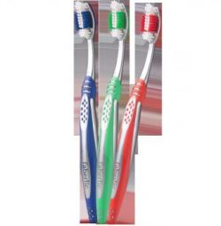 Toothbrush with silver ions