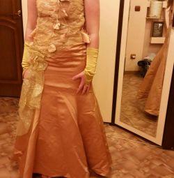 Mezuniyet elbisesi satacağım