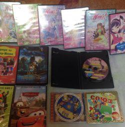 Discuri pentru DVD.