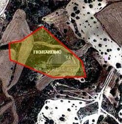 Οικόπεδο στην Πεντακόμο Λεμεσού