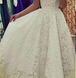 Нове ошатне плаття