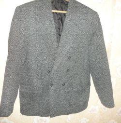 Jacket man's size 48-50