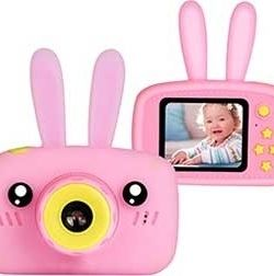 Aparat foto digital pentru copii + jocuri