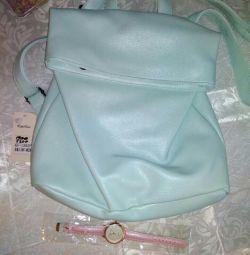 Nane sırt çantası