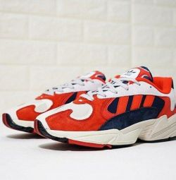 Adidas yung 1 red / white