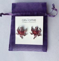 Σκουλαρίκια Oriflame νέα