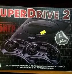 Sega Super Drive 55 ігор