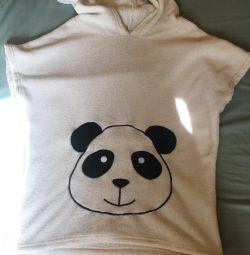 Το μπλουζάκι είναι ζεστό