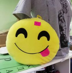 Μαξιλάρι χαμόγελο
