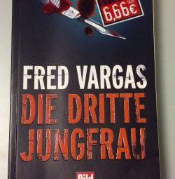 Книга: Fred Vargas. Die dritte jungfrau. Обмін.