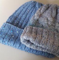 Pălării tricotate