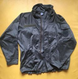 Куртка KAZ-02 армії Австрії, олива