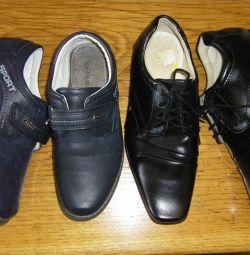 Ботинки 205-210мм