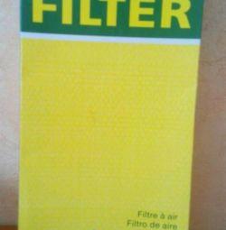 Air filter engine Mann C 37153