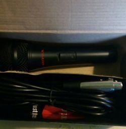 Новий провідний динамічний мікрофон SMW-305