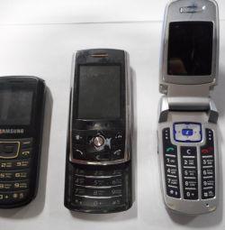 Επισκευή του SAMSUNG d-800 / SAMSUNG e-710