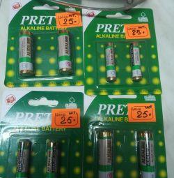 Baterii pentru toate ocaziile