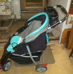 cărucior pliabil pentru copii