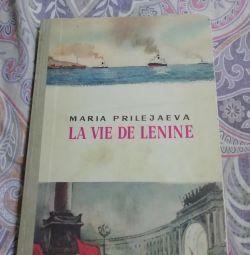 Cartea Viața lui Lenin 1986. M. Prilezhaeva