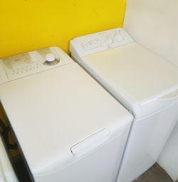Vertical washing machines