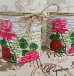 Interior jars