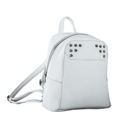 White backpack S.Lavia Russia