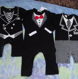 Jumpsuits for Little Gentlemen