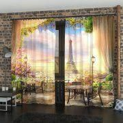 Photocurtains magnificence parizian