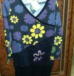 Yeni elbise (M), pamuk bileşiği