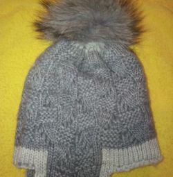 Νέο καπέλο.