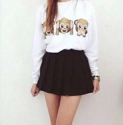 Monkey sweater