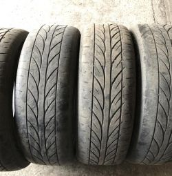 Summer tires R18 225 60 Hankook
