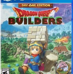 Dragon Quest Builder PS4