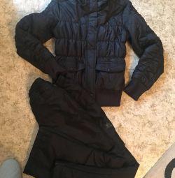 Куртка и брюки , р.48, рост 164