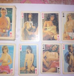 κάρτες παιχνιδιού πλήρες κατάστρωμα 54 φύλλα