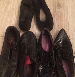 Обувь туфли балетки ботинки