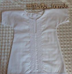 Vaftiz gömlek