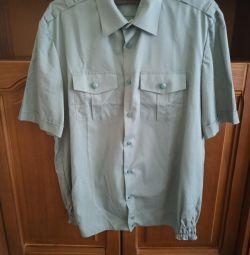 Askeri gömlek